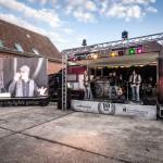 LED Großformat Anlage (12 m²) - auf Stage-Trailer im Zuge unserer Eventbegleitung für die Jubiläumsveranstaltung der Pat & Patachon sowie der POT Marketing, im Juli 2015!